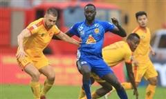 CLB Thanh Hóa trụ hạng sớm 3 vòng ở V-League