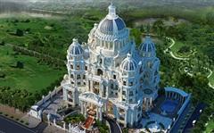 Không chỉ đại gia Phát 'dầu' mê lâu đài, một đại gia xăng dầu khác còn xây lâu đài 'khủng khiếp' hơn