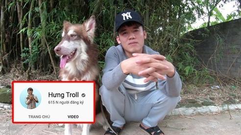 Được mở lại kênh YouTube nhưng Hưng Vlog vẫn bị tắt kiếm tiền, tiếp tục 'bài ca thề thốt' không vi phạm thuần phong mỹ tục nữa