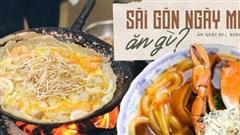 Bớt hỏi 'Sài Gòn ngày mưa ăn gì?' vì đã có 4 món cực khoái khẩu: Xèo - Lẩu - Bánh Canh khuyến mãi thêm cả đồ tráng miệng đây!