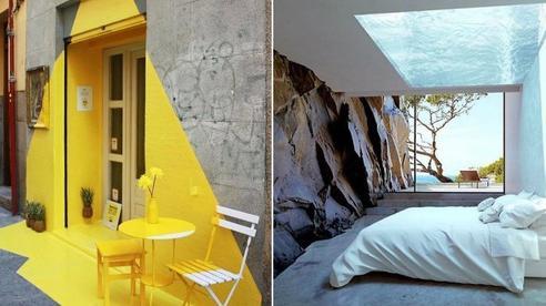 Những lần du khách choáng ngợp trước thiết kế đỉnh cao của các nhà hàng - khách sạn, sao có thể sáng tạo đến vậy chứ?