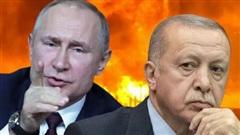 Cuộc chiến âm thầm giữa TT Putin-Erdogan ở Nagorno-Karabakh: Nga có nguy cơ mất biển Caspi?
