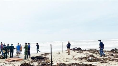 Quảng Nam: Phát hiện thi thể một người đàn ông nước ngoài trên biển