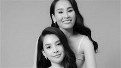 Nhan sắc đỉnh cao của Hoa hậu Tiểu Vy thừa hưởng từ mẹ ruột xinh đẹp