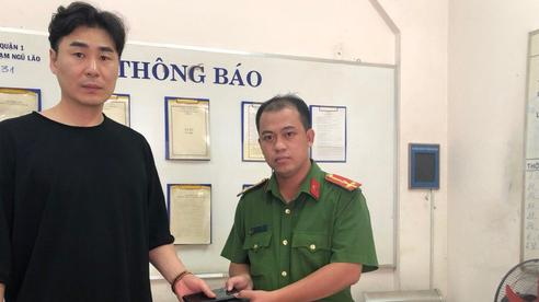 Giả làm xe ôm, thanh niên cướp tài sản đôi nam nữ người nước ngoài bị hình sự truy bắt như phim ở Sài Gòn