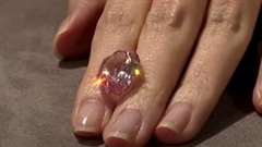 Chiêm ngưỡng viên kim cương cực hiếm trị giá gần nghìn tỷ