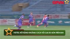 Điểm tin sáng 20/10: Viettel củng cố ngôi đầu BXH V.League 2020
