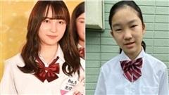 Bất ngờ với nhan sắc của các nữ sinh 'đẹp nhất' Nhật Bản, CĐM dậy sóng, cho rằng 'hot girl' tương lai thế này thì hỏng