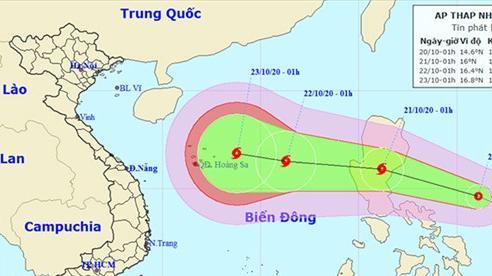 Bác tin miền Trung sẽ đón siêu bão cấp 17