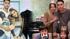 BigDaddy hiếm hoi khoe ảnh gia đình 4 người mừng sinh nhật Emily: Vợ đẹp đã chiếm spotlight, 2 nhóc tỳ còn nổi hơn