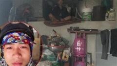 Mắc kẹt trong nhà ngập khuất tầm nhìn, không có đồ ăn nước uống, nam thanh niên ở Quảng Bình lên mạng cầu cứu: 'Ca nô nào đi ngang qua xin hãy gọi để em tìm cách ra'