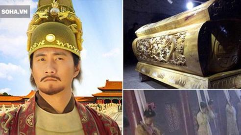 Ly kỳ tiếng khóc bên trong lăng mộ Chu Nguyên Chương: Là nguyên nhân khiến con cháu phải an táng vội vàng?