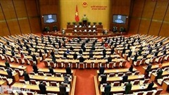Khai mạc kỳ họp thứ 10, Quốc hội khóa 14