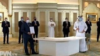 UAE phê chuẩn thỏa thuận bình thường hóa quan hệ với Israel