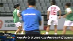 Phạm Hải Yến và câu chuyện cầu thủ nữ sang châu Âu chơi bóng