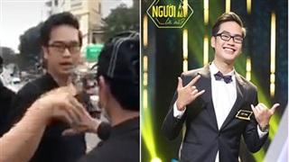 Anh chồng trong clip đánh ghen rầm rộ tối 20/10: Là quản lý ca sĩ Hoài Lâm, từng tham gia Người ấy là ai