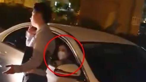 Trọng Hưng bị quay clip chở gái lạ trên ô tô, dân tình xôn xao tìm kiếm danh tính 'người phụ nữ bí mật'?