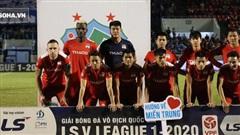 HLV Lê Thụy Hải: 'V.League không phải giải tập huấn, HAGL làm thế sao được?'