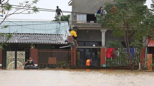 ĐỪNG LỠ ngày 22/10: Người dân Quảng Bình vẫn phải leo nóc nhà, bơi giữa nước lũ cầu cứu đồ ăn; ĐBQH lên tiếng về vụ lừa đảo vợ nạn nhân Rào Trăng