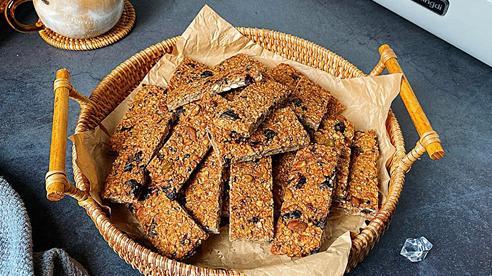 Mỗi tuần 1 lần làm món bánh này ăn sáng hay ăn vặt đều ngon bất chấp mà lại không gây tăng cân