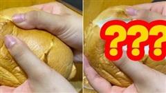 Nhật Bản quả là 'xứ sở của sự hoàn hảo': Chỉ một cái bánh mì bẻ đôi cũng khiến dân mạng thán phục vì một lý do