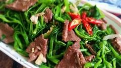 Một sai lầm phổ biến mà hầu hết các bà nội trợ đều mắc phải khi chế biến thịt bò khiến thịt dai nhách hoặc bở bùng bục!