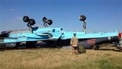 Su-34 rơi chưa rõ nguyên nhân khi huấn luyện