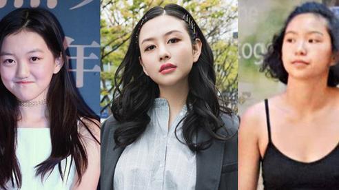 Đều có mẹ là 'biểu tượng sắc đẹp' Hong Kong nhưng các ái nữ này lại gây thất vọng vì không được thừa hưởng 'gen nhan sắc'