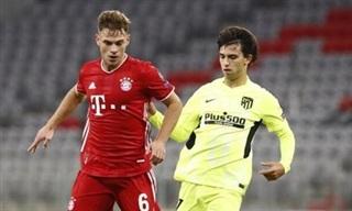 Bayern nhấn chìm Atletico ở trận ra quân Champions League