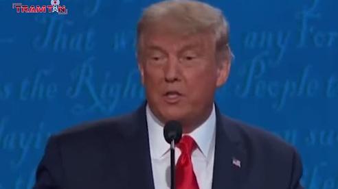 Trump - Biden đối đầu điềm đạm, văn minh trong lần tranh luận cuối cùng