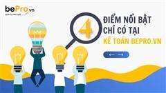 BePro.vn - Dịch vụ kế toán uy tín hàng đầu tại Việt Nam