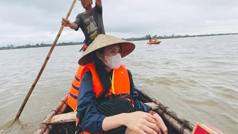 Chủ tịch Hội Chữ thập đỏ Việt Nam: Ca sĩ Thủy Tiên không phạm luật