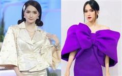 Hương Giang bị chê mặc lố trên truyền hình, luôn diêm dúa để qua mặt Hari Won - Lan Ngọc