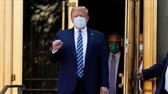 Tranh cãi xung quanh sự phục hồi của Tổng thống Trump