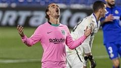 Griezmann đang trở thành 'Gareth Bale của Barca'