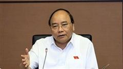 Thủ tướng: Khẩn trương xây dựng Nghị định thay thế Nghị định 64