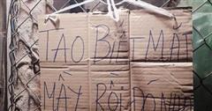 Biết nhà có trộm nhưng không nỡ bắt, chủ nhà nhắn nhủ 'giao lưu' với tên trộm trên tấm bìa khiến ai cũng cười gật gù khi nhìn thấy