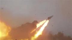 Clip 'sát thủ' diệt hạm của Nga khai hỏa ở Biển Đen