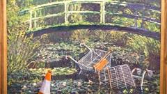 Nằm mơ cũng không ngờ được rằng bức tranh tô điểm 'xe đẩy siêu thị' lại có giá 230 tỷ đồng, biết lý do ai cũng bàng hoàng đến thán phục