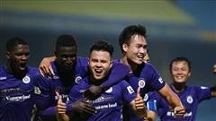 Màn ăn mừng đầy cảm xúc của 'người hùng' Quang Hải