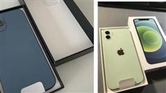 Cũng là màu xanh, nhưng iPhone 12 cũng có 'xanh this', 'xanh that'
