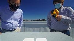 Chế tạo thành công sơn 'siêu trắng' có thể phản xạ 95,5% ánh sáng, giúp nhà mát mẻ mà không cần điều hòa