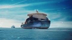 Tàu phá băng hạt nhân mạnh nhất thế giới của Nga đi vào hoạt động