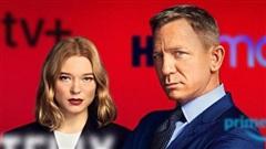 Apple và Netflix đang tranh nhau giành quyền chiếu phầm phin James Bond mới nhất