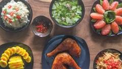 Mâm cơm cuối tuần 6 món ngon đẹp lung linh, hóa ra cách nấu lại dễ dàng đến thế!
