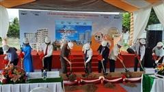 Khởi công Bệnh viện Sản Nhi tỉnh Vĩnh Long mức vốn hơn 685 tỷ đồng
