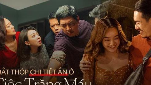 9 chi tiết ẩn thách bạn soi hết ở Tiệc Trăng Máu: Pha ngoại tình của Kiều Minh Tuấn được bật mí ngay từ đầu!