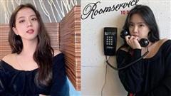 Naeun rất xinh nhưng Jisoo mới đáng trầm trồ: 'Hoa hậu Hàn Quốc' ngày càng sang và sexy quá đỗi