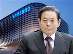 Chủ tịch Tập đoàn Samsung Lee Kun-hee qua đời ở tuổi 78