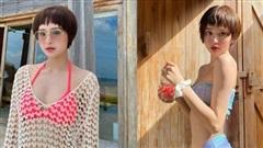 Mãi đến giờ mới thấy rõ vòng eo tí hon phẳng lì của Hiền Hồ: Diện bikini đẹp thế này lẽ ra phải khoe từ sớm!